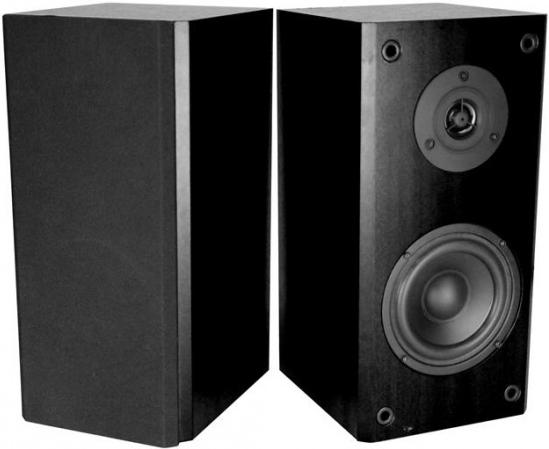 Aktívne HiFi stereo reproduktory 2.0 pre PC