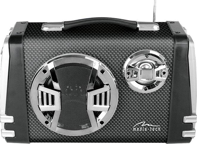 Kompaktný bluetooth reproduktor s karaoke funkciou