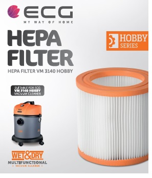 ECG VM 3140 HEPA filtr