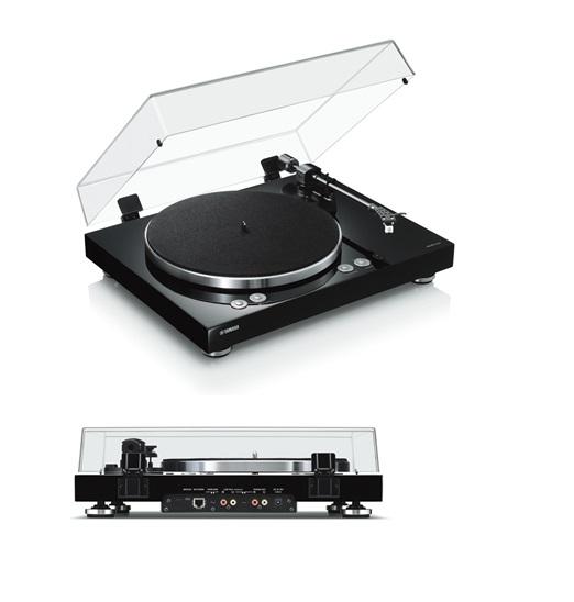 YAMAHA TT-N503/MusicCast VINYL 500 Black