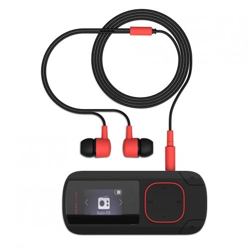 Energy Sistem MP3 Clip Bluetooth Coral