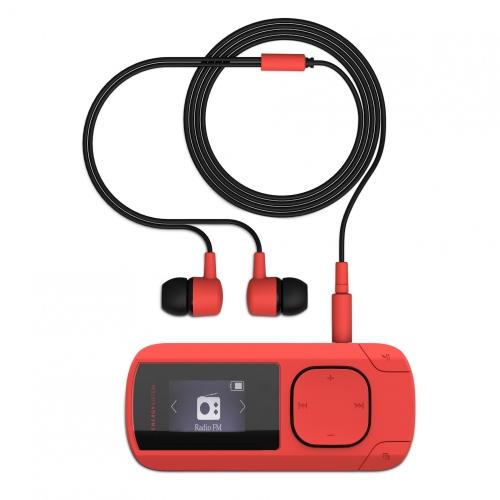 Energy Sistem MP3 Clip Coral