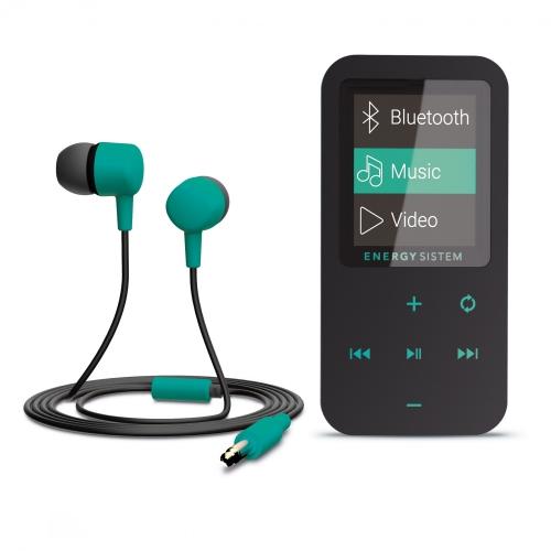 Energy Sistem MP4 Touch Bluetooth Mint