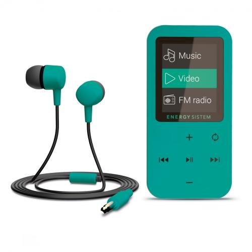 Energy Sistem MP4 Touch Mint